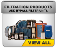 Icon for family of AMSOIL filters and by-pass systems